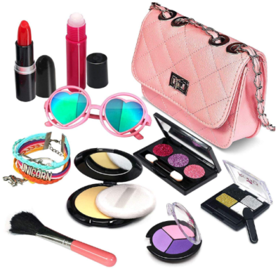 This is an image of girl's makeup girls cosmetic toys