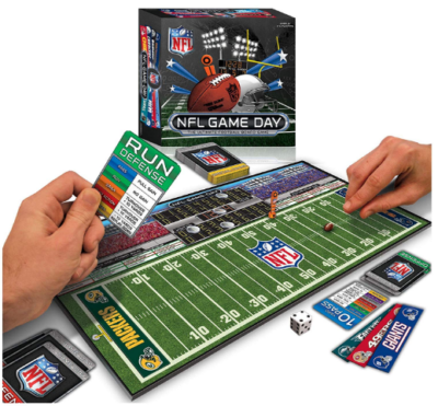 This is an image of kid's NFL sport board game
