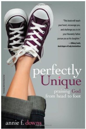 This is an image of girl's book perfectly unique prasing god from head to foot