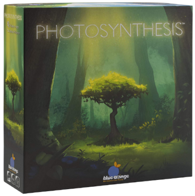 This is an image of kid's photosynthesis strategy board game