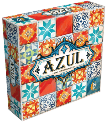 This is an image of kid's Azul board game