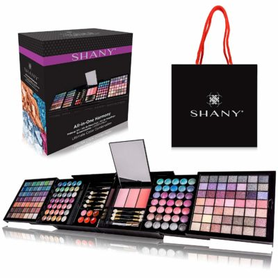This is an image of an all in 1 makeup kit by SHANY Cosmetics.