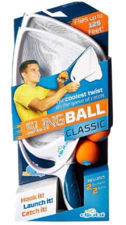 This is an image of kid's sling ball classic game
