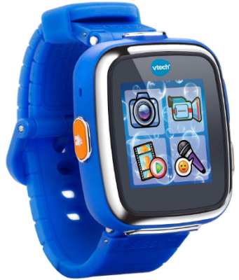 This is an image of boy's Smart watch by Vtech in blue color