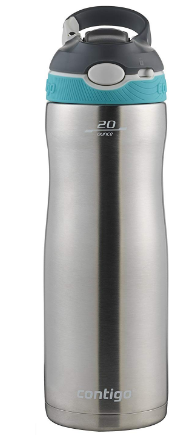 This is an image of boy's Steel water bottle