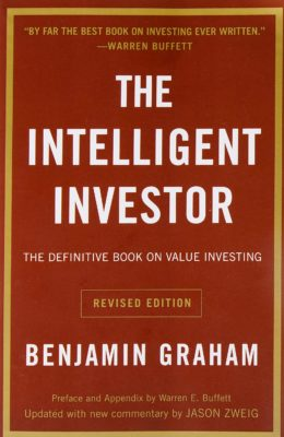 This is an image of a book from a greater investment advisor.