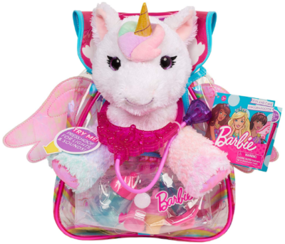 This is an image of girl's unicorn pet doctor in pink color