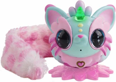 This is an image of an Aurora interactive animal toy for little girls by WowWee.