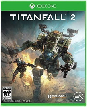 This is an image of kid's Titanfall game for xbox one