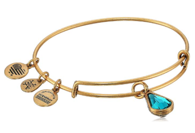 This is an image of a Rafaelian Gold bangle bracelet.