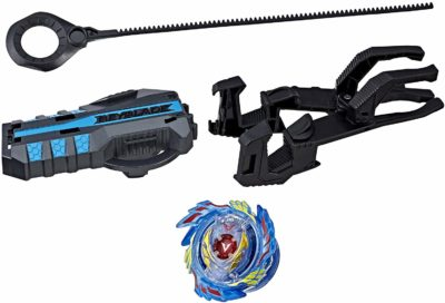 This is an image of a Genesis Valtryek V3 with remote control by Beyblade.