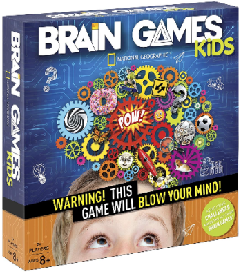 This is an image of kid's brain games