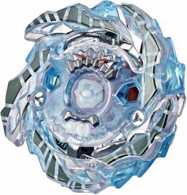 This is an image of a Betromoth B2 beyblade.