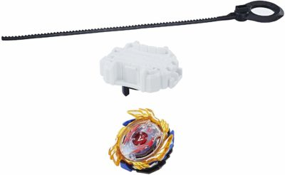 This is an image of a Genesis Valtryek V3 Beyblade starter pack.