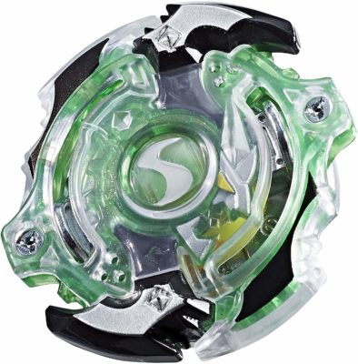 This is an image of a Spryzen S2 beyblade.