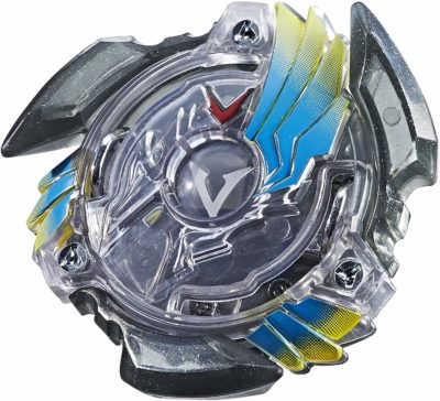 This is an image of a Valtryek V2 beyblade.
