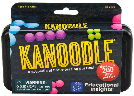 This is an image of kid's educational insights kanoodle