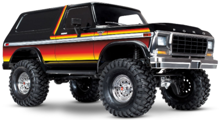 This is an image of kid's ford bronco