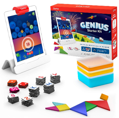 This is an image of kid's genius starter kit for ipad