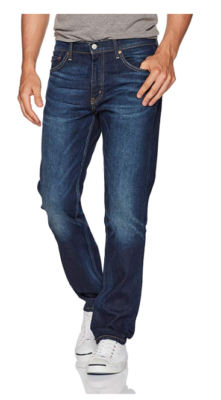 This is an image of a Levi Ducky Boy jeans for men.
