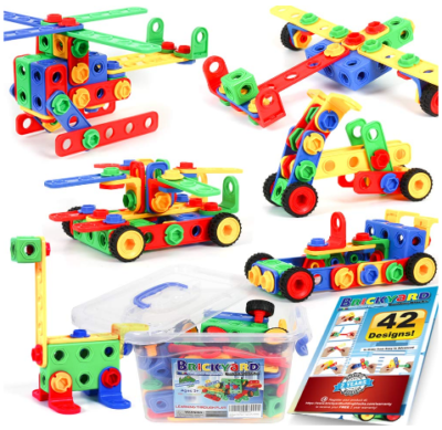 This is an image of kid's STEM toys kit