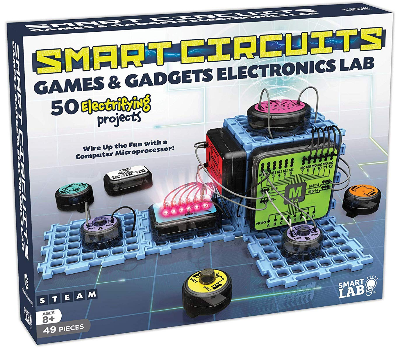 This is an image of kid's smart circuits