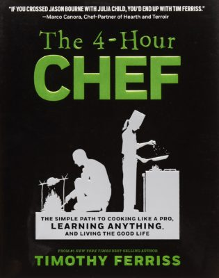 This is an image of a cooking method book.