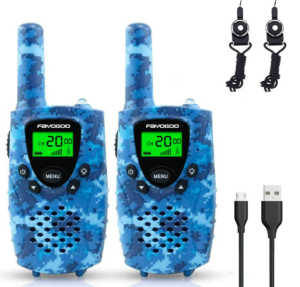 this is an image of fayogoo walkie talkies