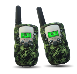 this is an image of joyfun camo walkie talkies