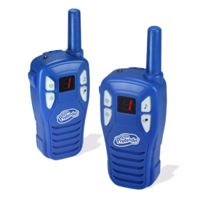 this is an image of little pretender walkie talkies