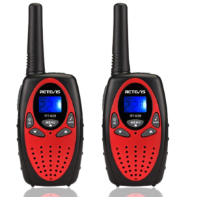 this is an image of retevis rt628 radio toys