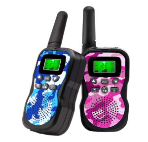 this is an image of sun team walkie talkies for kids
