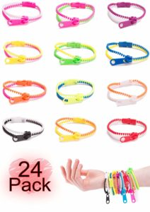 This is an Image of Zipper Bracelets