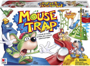 this is an image of mouse trap the game